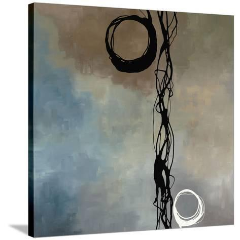 A Foggy Day-Laurie Maitland-Stretched Canvas Print