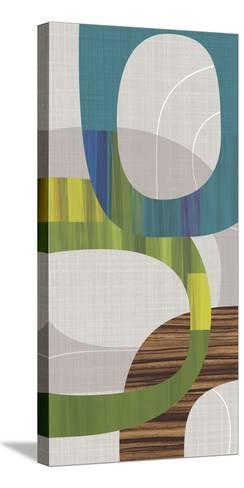 Links I-Tandi Venter-Stretched Canvas Print