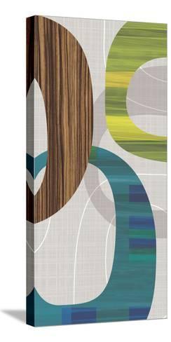 Links II-Tandi Venter-Stretched Canvas Print