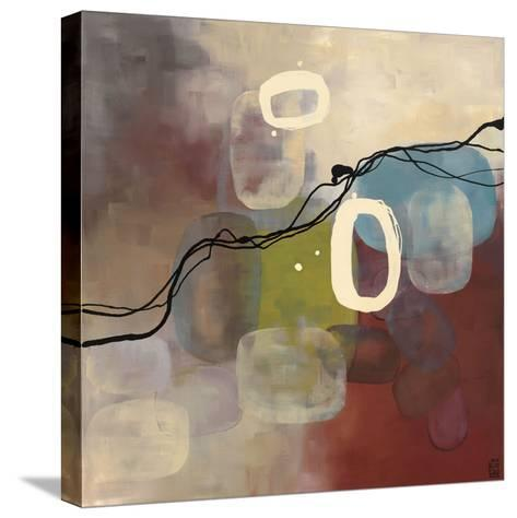 Spring Retrospective-Laurie Maitland-Stretched Canvas Print