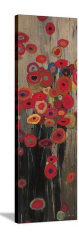 Garden Parade I-Don Li-Leger-Stretched Canvas Print