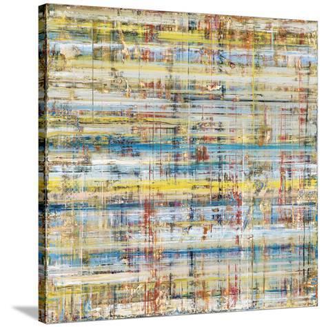 Windthread II-Hilario Gutierrez-Stretched Canvas Print