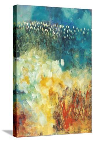 The Answer-Valerie Willson-Stretched Canvas Print