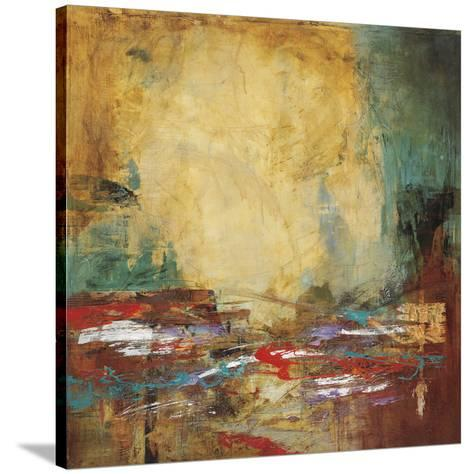 Abulia-Nancy Villarreal Santos-Stretched Canvas Print