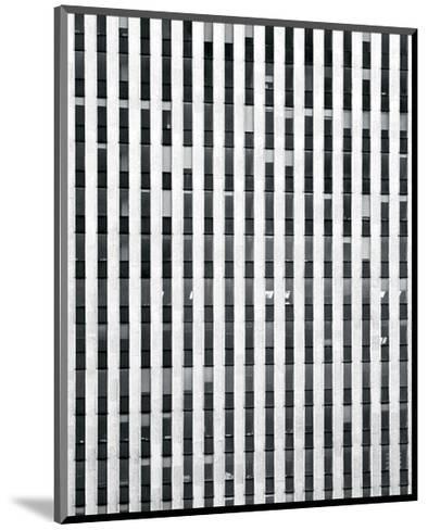 Window 3-Jeff Pica-Mounted Giclee Print