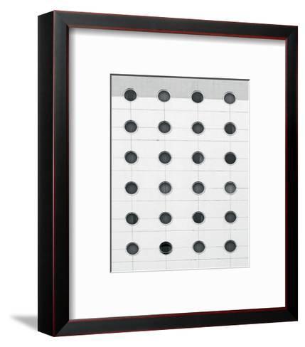 Window 19B-Jeff Pica-Framed Art Print