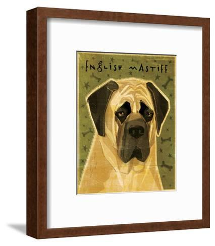 English Mastiff-John Golden-Framed Art Print