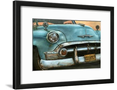 Chevrolet Bel Air Bleue-Cobe-Framed Art Print