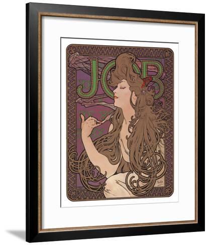 Job, c.1898-Alphonse Mucha-Framed Art Print