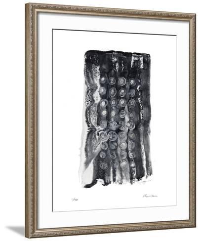 Study 22-Lynn Basa-Framed Art Print