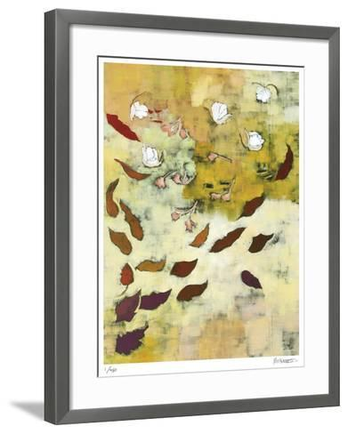 The Air We Play In 6-Katharine McGuinness-Framed Art Print