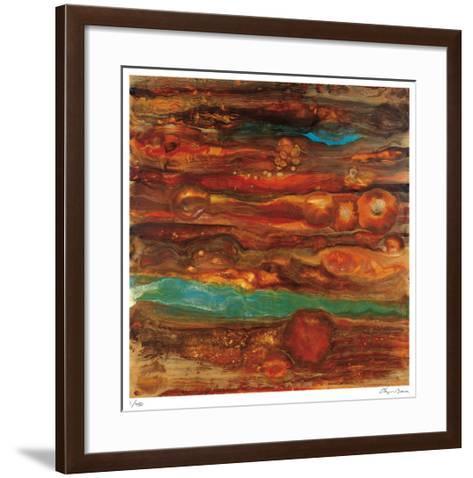 Embers-Lynn Basa-Framed Art Print