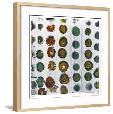 Golden Eye-Lynn Basa-Framed Art Print
