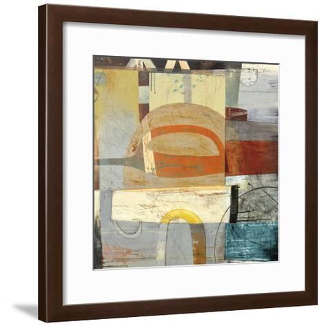 Tango 1-Sue Cretarolo-Framed Art Print
