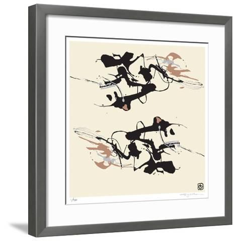 Global Art XVI-Ty Wilson-Framed Art Print