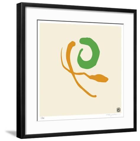 Global Art XVII-Ty Wilson-Framed Art Print