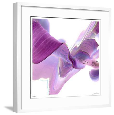 Painting with Orchid 2-Kate Blacklock-Framed Art Print