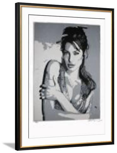 Angelina Jolie, 2012-Josef Hirthammer-Framed Art Print