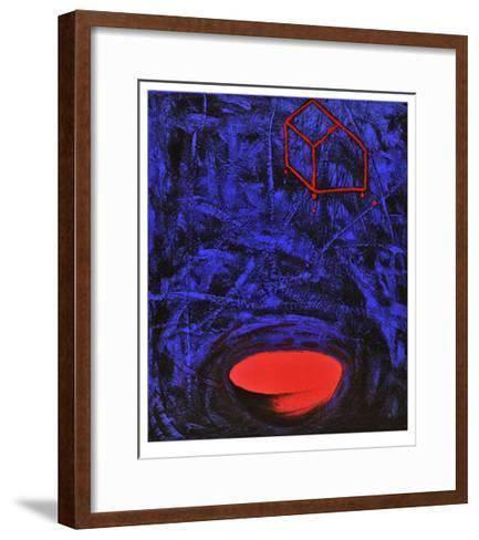 Casa Rossa 2008-Sandro Bracchitta-Framed Art Print