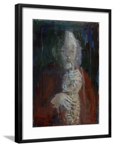 Maceo Parker-Armin Mueller-Stahl-Framed Art Print