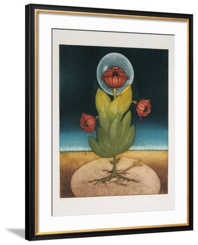 Doldrums-Tighe O'Donoghue-Framed Art Print