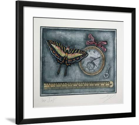 Neverness-Tighe O'Donoghue-Framed Art Print