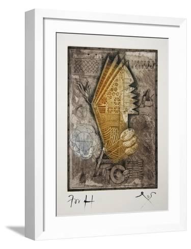 Untitled 22-Tighe O'Donoghue-Framed Art Print