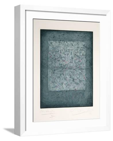 Dialects of Paradise #2-Tighe O'Donoghue-Framed Art Print