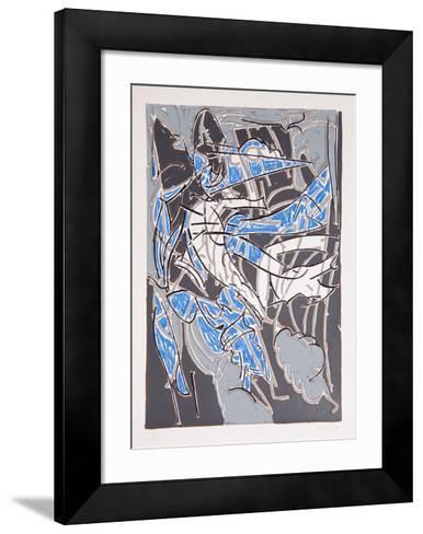 Bayard Series #9-Bruce Porter-Framed Art Print