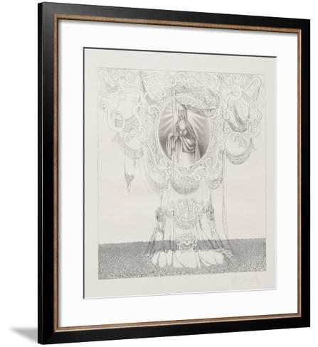 Untitled - Madonna Shrine-Rauch Hans Georg-Framed Art Print