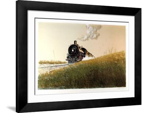 Steam-Wayne Cooper-Framed Art Print