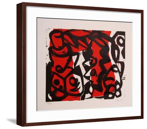 Untitled - j-Charlie Hewitt-Framed Art Print