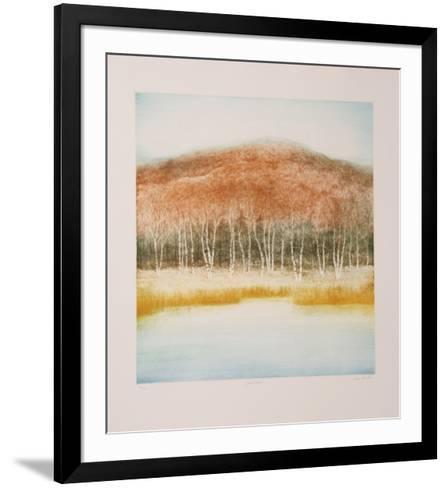 Birch Grove-Harvey Kidder-Framed Art Print