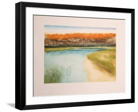 Salt Marsh-Harvey Kidder-Framed Art Print