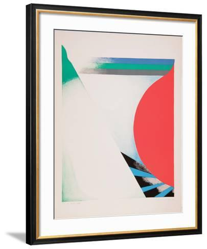 The Beach-Takesada Matsutani-Framed Art Print