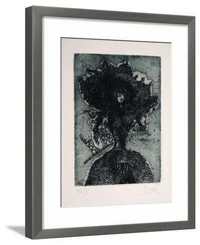 Shah Mat Suite - Lady-Tighe O'Donoghue-Framed Art Print