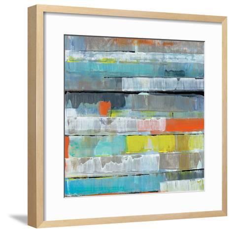 Metro II-Jodi Fuchs-Framed Art Print