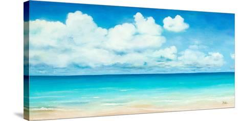 Ocean View-Patricia Pinto-Stretched Canvas Print