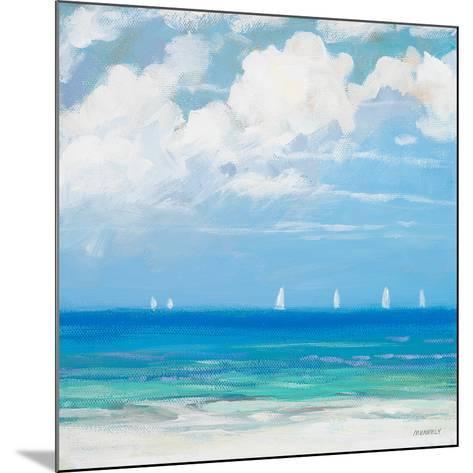 Seaside II-Dan Meneely-Mounted Art Print