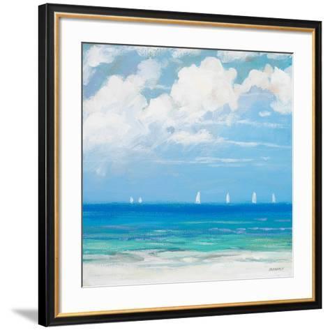 Seaside II-Dan Meneely-Framed Art Print