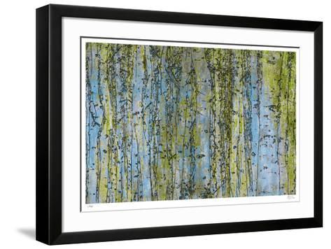 Aspen-Mj Lew-Framed Art Print