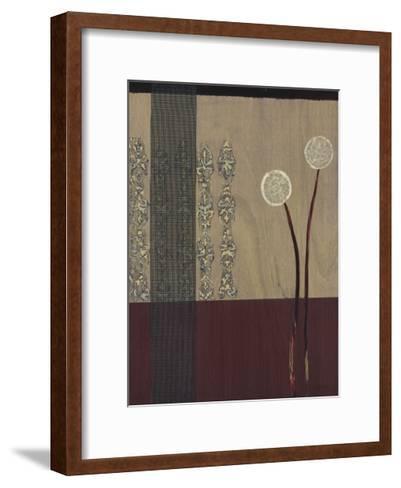 Dandelions I-Gina Miller-Framed Art Print