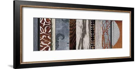 Evolutions II-W^ Blake-Framed Art Print