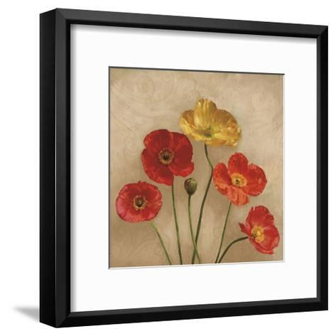 Graceful Spring II-Janel Pahl-Framed Art Print