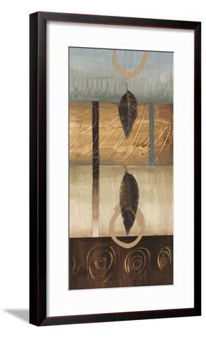 Free Fall II-Laurie Fields-Framed Art Print