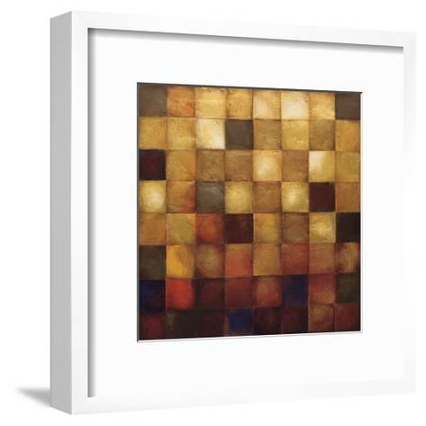 Cerveny-Wani Pasion-Framed Art Print