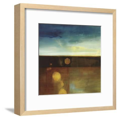Refract and Release-Heather Ross-Framed Art Print