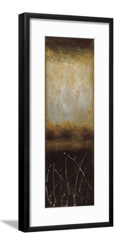 Crystal Lake II-Wani Pasion-Framed Art Print
