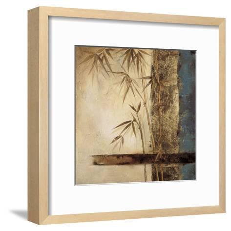 Bamboo Royale II-Tita Quintero-Framed Art Print