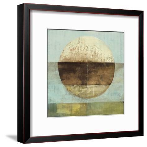 The Gathering Shore-Heather Ross-Framed Art Print